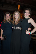 JOHANNA PEYREDIEU DU CHARIAT; KATHARINA REIMANN-DUBBERS; GABRIELA GILMOUR, THE 35TH WHITE KNIGHTS BALLIN AID OF THE ORDER OF MALTA VOLUNTEERS' WORK WITH ADULTS AND CHILDREN WITH DISABILITIES AND ILLNESS. The Great Room, Grosvenor House Hotel, Park Lane W1. 11 January 2014