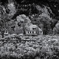 Teton/Yellowstone '13<br />edited 10/24/13<br />converted to B%W 10/24/13