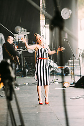 Imelda May performs at the 2014 Outside Lands Music and Art Festival - San Francisco, CA - 8/10/14