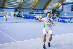 Tomislav Ternar at Tennis exhibition day and Slovenian Tennis personality of the year 2013 annual awards presented by Slovene Tennis Association TZS, on December 21, 2013 in BTC City, TC Millenium, Ljubljana, Slovenia.  Photo by Vid Ponikvar / Sportida