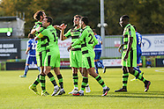 Forest Green Rovers v Guiseley  221016