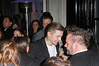 LONDON - FEBRUARY 13: Professor Green attends the public relations disaster that was the outside arrivals at the ELLE Style Awards at the Savoy Hotel, London, UK on February 13, 2012. (Photo by Richard Goldschmidt)