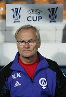 Atvidabergs Trainer Kent Karlsson. © Urs Bucher/EQ Images