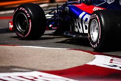 May 24, 2018 - Montecarlo, Monaco - Pirelli P Zero tyres of Toro Rosso during the Monaco Formula One Grand Prix  at Monaco on 24th of May, 2018 in Montecarlo, Monaco. (Credit Image: © Xavier Bonilla/NurPhoto via ZUMA Press)