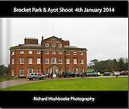 Brocket Park & Ayot Shoot  4th January 2014