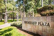 Friendship Plaza in Anaheim