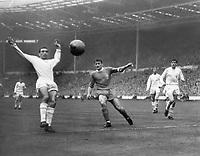 Fotball<br /> Liverpool<br /> Foto: Colorsport/Digitalsport<br /> NORWAY ONLY<br /> <br /> ROGER HUNT - LIVERPOOL. FA CUP FINAL 1965.  LIVERPOOL V LEEDS UNITED.