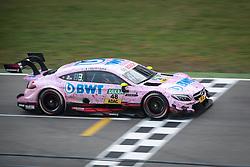 October 13, 2017 - Germany - Motorsports: DTM race Nuerburgring, Saison 2017 - 9. Event Hockenheimring, GER, # 48 Edoardo Mortara (ITA, HWA AG, Mercedes-AMG C63 DTM) (Credit Image: © Hoch Zwei via ZUMA Wire)