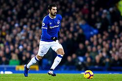 Andre Gomes of Everton - Mandatory by-line: Robbie Stephenson/JMP - 23/12/2018 - FOOTBALL - Goodison Park - Liverpool, England - Everton v Tottenham Hotspur - Premier League