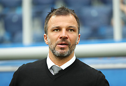New Zealand manager Anthony Hudson