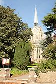 Woodbridge churches