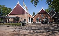WINTERSWIJK -    clubhuis, Scholten Boerderij. Golf & Country Club Winterswijk, golfbaan De Voortwisch.     COPYRIGHT  KOEN SUYK