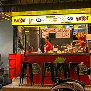 THA/Pattaya/20180723 - Vakantie Thailand 2018, frietkot