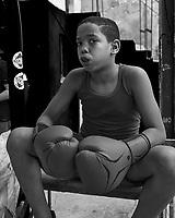 Rafael Tejo Boxing Gym (Gimnasio de Boxeo Rafael Tejo). Image taken with a Leica T camera and 23 mm f/2 lens.