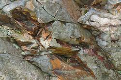 Granite Abstract, Sheep Island, Castine, Maine, US