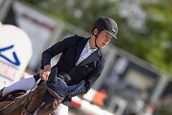 Nuytens Gilles, BEL, Jade S<br /> Belgisch Kampioenschap Junioren<br /> Azelhof - Koningshooikt 2018<br /> © Hippo Foto - Dirk Caremans<br /> 13/05/2018