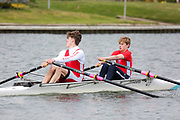 Crew: 245  WRC-SHAW  Wallingford Rowing Club  Op J15 2x<br /> <br /> Abingdon Spring Head 2019<br /> <br /> To purchase this photo, or to see pricing information for Prints and Downloads, click the blue 'Add to Cart' button at the top-right of the page.