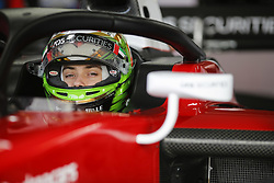 March 6, 2018 - Le Castellet, France - LOUIS DELETRAZ of Switzerland Charouz Racing System during the 2018 Formula 2 pre season testing at Circuit Paul Ricard in Le Castellet, France. (Credit Image: © James Gasperotti via ZUMA Wire)