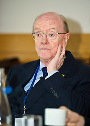 Pictured: Professor Russel Griggs OBE, (Chair Scottish Government Independent Advisory Regulatory Review Group<br /> <br /> Conference to examine impact of Brexit on Scottish businesses and public services. The event, organised by the Fraser of Allander Institute and Strathclyde Business School, heard from a numbers of speakers including Mark Taylor (Audit Scotland), John Edward (former head of Office in Scotland, the European Parliament, Professor Russel Griggs OBE, (Chair Scottish Government Independent Advisory Regulatory Review Group), Jenny Stewart (head of Infrastructure and Government KPMG), Lynda Towers (Director of public law Morton Fraser), Katerina Lisenkova (Head of economic modelling, Fraser of Allander Institute), Ian Wooton (Professor of Economics and Vice  Dean (research) Strathclyde Business School), Alastair Ross FCIPR (assistant Director, Head of Public Policy Association of British Insurers) and  Scottish Brexit Minister Mike Russell<br /> <br /> Ger Harley | EEm 2 March 2017