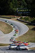 September 30-October 1, 2011: Petit Le Mans at Road Atlanta. 55 Dirk Werner, Kissenbruck; Augusto Farfus; Bill Auberlen, BMW M3 GT, BMW Motorsport
