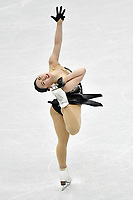 Wakaba HIGUCHI Japan <br /> Ladies Free Skating  <br /> Milano 23/03/2018 Assago Forum <br /> Milano 2018 - ISU World Figure Skating Championships <br /> Foto Andrea Staccioli / Insidefoto