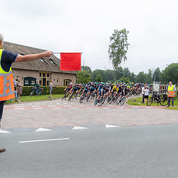 VELDHOVEN (NED) July 4 <br /> CYCLING <br /> The first race of the Schwalbe Topcompetition the Simac Omloop der Kempen<br /> Zonder vrijliggers geen koers