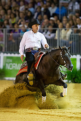 Rudi Kronsteiner, (AUT), Dr Lee Hook - Individual Final Comptetition - Alltech FEI World Equestrian Games™ 2014 - Normandy, France.<br /> © Hippo Foto Team - Leanjo De Koster<br /> 30-08-14