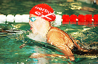 NM svømming senior/05032004/ Grottebadet i Harstad/ Elisabeth Jarland BS/Delfana/ 200m individuell medley damer forsøk/<br /> FOTO: KAJA BAARDSEN/DIGITALSPORT