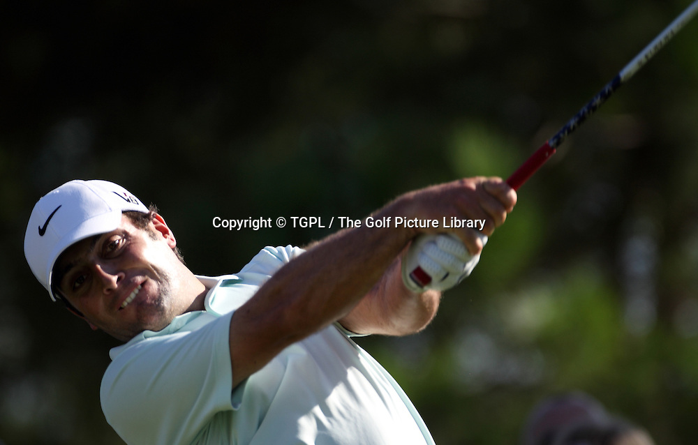 Francesco MOLINARI (ITA) during third round Turkish Airlines Open by Ministry of Culture and Tourism 2013,Montgomerie Course at Maxx Royal,Belek,Antalya,Turkey.