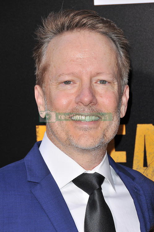"""Mark McNair arrives at AMC's """"Preacher"""" Season 2 Premiere Screening held at the Theater at the Ace Hotel in Los Angeles, CA on Tuesday, June 20, 2017.  (Photo By Sthanlee B. Mirador) *** Please Use Credit from Credit Field ***"""