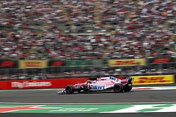 October 27, 2018 - Mexico-City, Mexico - Motorsports: FIA Formula One World Championship 2018, Grand Prix of Mexico, .#11 Sergio Perez (MEX, Racing Point Force India F1 Team) (Credit Image: © Hoch Zwei via ZUMA Wire)