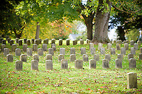 Antietam National Cementary, Sharpsburg, Maryland, USA