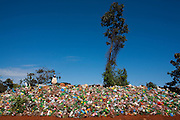 Sao Francisco de Sales_MG, Brasil...Lixao em Sao Francisco de Sales, Minas Gerais...The waste disposal in Sao Francisco de Sales, Minas Gerais...Foto: LEO DRUMOND / NITRO