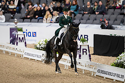 Reynolds Judy, IRL, Vancouver K<br /> LONGINES FEI World Cup™ Finals Gothenburg 2019<br /> © Dirk Caremans<br /> 05/04/2019