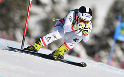 03.12.2017, Lake Louise, CAN, FIS Weltcup Ski Alpin, Lake Louise, Super G, Damen, im Bild Nicole Schmidhofer (AUT) // Nicole Schmidhofer of Austria in action during the ladie's Super G of FIS Ski Alpine World Cup in Lake Louise, Canada on 2017/12/03. EXPA Pictures © 2017, PhotoCredit: EXPA/ SM<br /> <br /> *****ATTENTION - OUT of GER*****