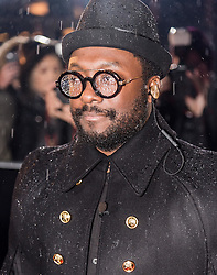 will.i.am at The Voice UK, red carpet, Manchester<br /> <br /> (c) John Baguley | Edinburgh Elite media