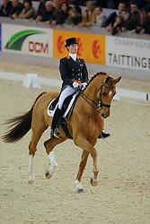 Cornelissen Adelinde (NED) - Parzival<br /> CDI-W Mechelen 2008<br /> Photo © Dirk Caremans