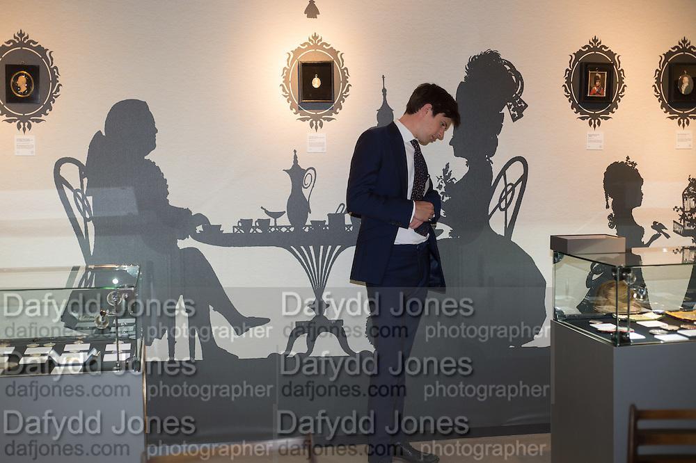 LAWRENCE HENDRA,  The LAPADA Art & Antiques Fair - private view, Berkeley Sq. London. 12  September 2016