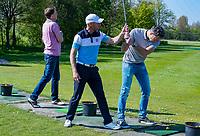 HEEMSKERK - NVG / NGF / Open Golfdagen / Heemskerkse  Golf Club.     kennismaken met golf. driving range, driven'  pro Bob ter Punt .  COPYRIGHT KOEN SUYK