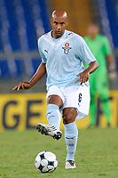 Fotball<br /> Italia<br /> Foto: Inside/Digitalsport<br /> NORWAY ONLY<br /> <br /> Ousmane Dabo Lazio<br /> <br /> 20.08.2009<br /> Europa League Play Offs<br /> Lazio v Elfsborg (3-0)