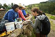 Exploring the Inca and Spanish colonial city of Cajamarca, Peru