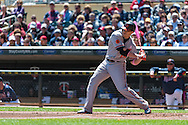 Chris Davis #19 of the Baltimore Orioles bats against the Minnesota Twins on May 12, 2013 at Target Field in Minneapolis, Minnesota.  The Orioles defeated the Twins 6 to 0.  Photo: Ben Krause