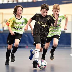 14th November 2020 - QLD Futsal Junior Superliga: Elitefoot u10 Black v Ipswich Futsal u10
