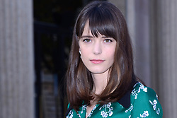 Stacy Martin attending the Miu Miu Fashion Show as part of Paris Fashion Week Spring Summer 2018 in Paris, France, on October 03, 2017. Photo by Aurore Marechal/ABACAPRESS.COM