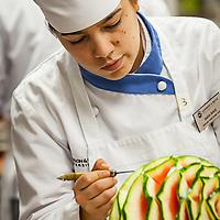 Johnson & Wales University, Miami, Florida, culinary school, baking class