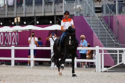 Gal Edward, NED, Glock's Total US<br /> Olympic Games Tokyo 2021<br /> © Hippo Foto - Dirk Caremans<br /> 22/07/2021