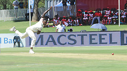 Pretoria 26-12-18. The 1st of three 5 day cricket Tests, South Africa vs Pakistan at SuperSport Park, Centurion. Day 1. South African batsman Kagiso Rabada bowls from the Hennops River end. <br /> Picture: Karen Sandison/African News Agency(ANA)