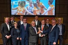 20190131 NED: Kick-off World Championship  Volleybal 2022, Arnhem