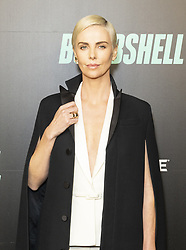 December 16, 2019, New York, New York, USA: CHARLIZE THERON wearing dress by Dior attends Bombshell special screening at Jazz at Lincoln Center (Credit Image: © Lev Radin/Pacific Press via ZUMA Wire)