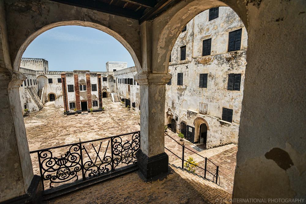 Elmina Castle Architecture